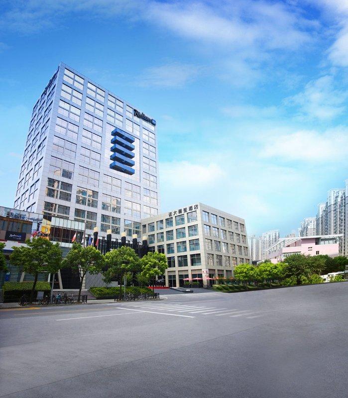 Radisson Hotel Pudong Century Park 外観
