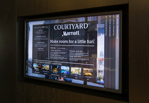 Courtyard by Marriott San Jose Airport Alajuela - GoBoard