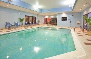 Pool - Hampton Inn Liberty Kansas City