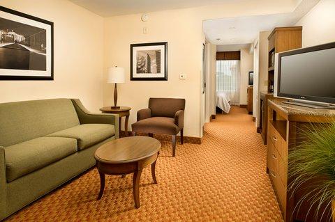 Hilton Garden Inn Chattanooga Hamilton Place - Suite
