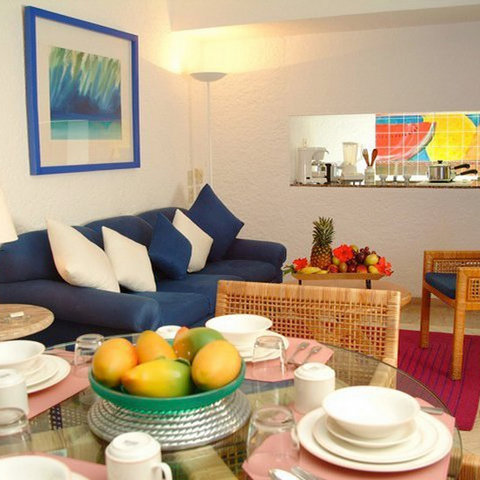 Raintree's Club Regina, Cancun - Living Room