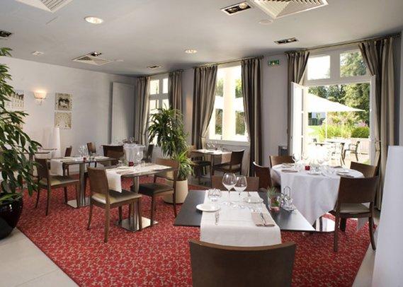 Clarion Hotel Chateau Belmont Gastronomie