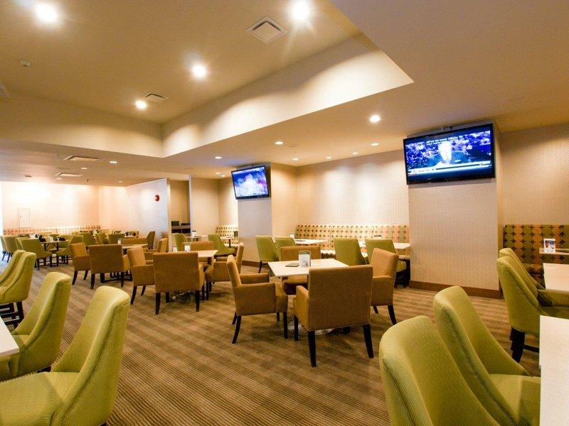 Holiday Inn Vancouver-Centre (Broadway) Étkezés