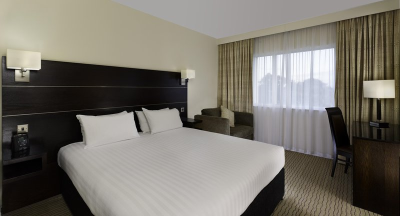 DoubleTree by Hilton London Heathrow Airport View of room