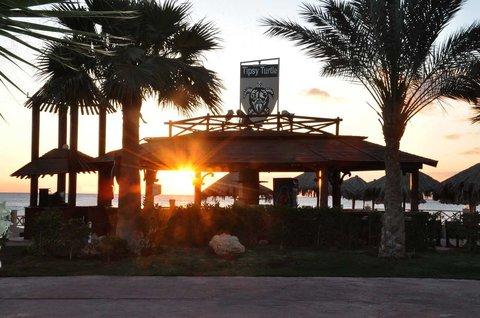 Hilton Sharm Waterfalls Resort - Tipsy Turtle Beach Bar