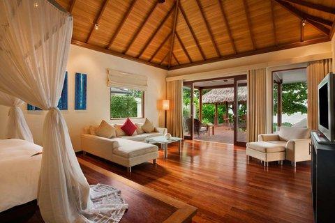 Hilton Seychelles Labriz Resort And Spa - Deluxe Beachfront Pool Villa