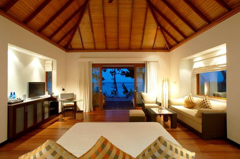 Hilton Seychelles Labriz Resort And Spa - King Beachfront Villa