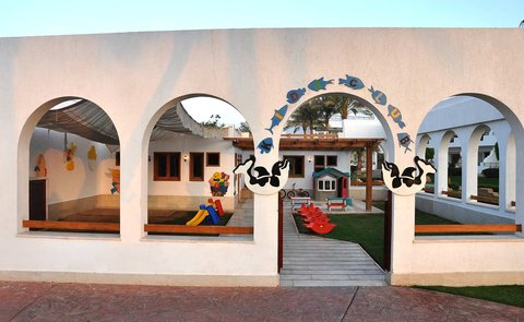 Hilton Sharm Waterfalls Resort - Hilton Kids Club