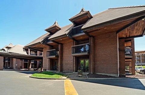 BEST WESTERN PLUS Rio Grande Inn - Hotel Exterior