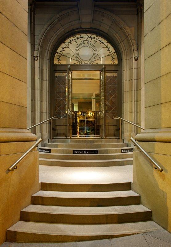 Radisson Blu Plaza Hotel Sydney 外観