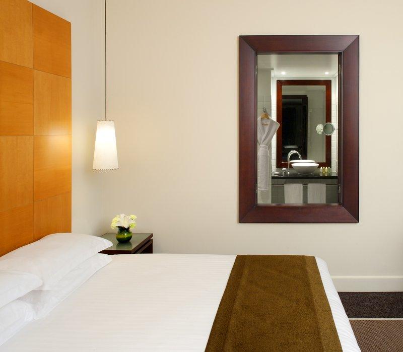 Radisson Blu Plaza Hotel Sydney 客室