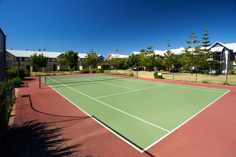 Quest Bunbury Serviced Apartments - Tennis Court