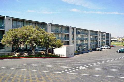 Motel 6 El Paso Central - MExterior