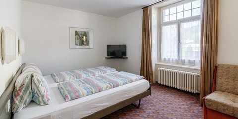 فندق غارني دري كونيغ - Standard twin room