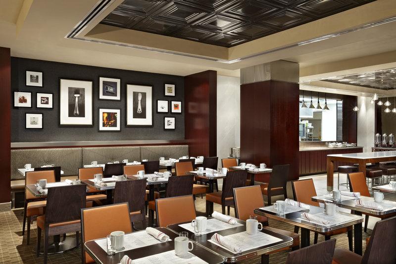 Sheraton Centre Toronto Hotel Gastronomie