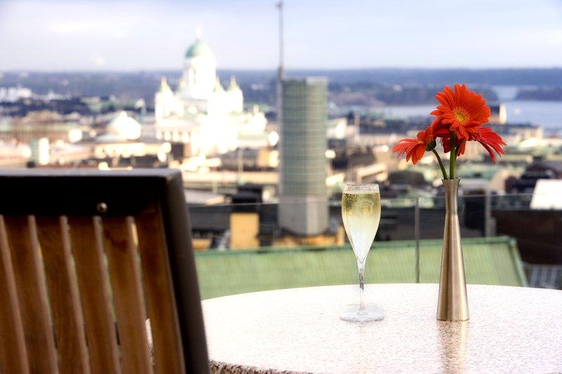 Solo Sokos Hotel Torni Bar/lounge