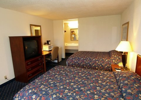 Quality Inn Crestview - FLRodeway Inn Double Room