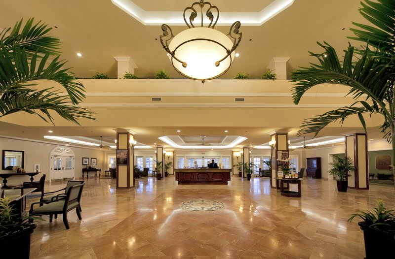 Embassy Suites Deerfield Beach - Resort & Spa Lobby