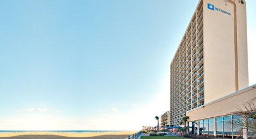WYNDHAM VIRGINIA BEACH OCEANFR