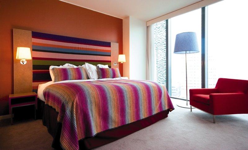 Radisson Blu Hotel Birmingham Вид в номере
