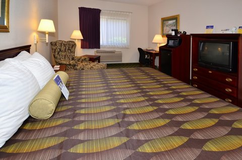 BEST WESTERN Big Spring Lodge - King Business Plus Non-Smoking Room