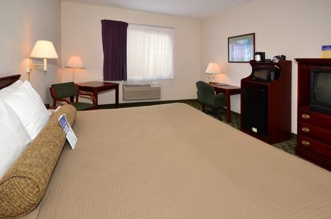 BEST WESTERN Big Spring Lodge - King Non-Smoking Room