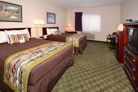 BEST WESTERN Big Spring Lodge - Guest Room