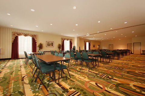 BEST WESTERN Big Spring Lodge - Meeting Room