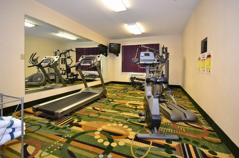 BEST WESTERN Big Spring Lodge - Fitness Center