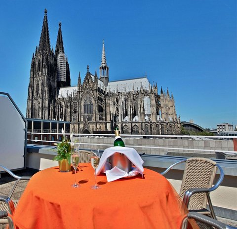 CityClass Hotel Europa am Dom - cathedral  K lner Dom