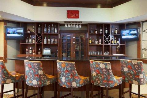 DoubleTree by Hilton Atlanta North Druid Hills/Emory Area - City Lounge Bar