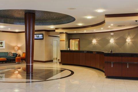 DoubleTree by Hilton Atlanta North Druid Hills/Emory Area - Lobby Front Desk