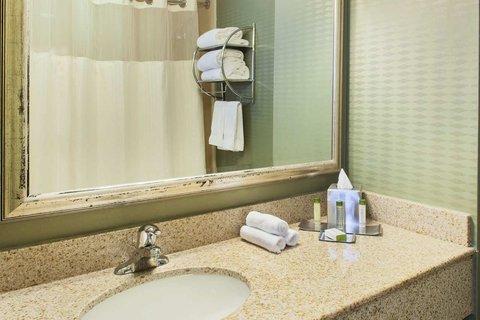 DoubleTree by Hilton Atlanta North Druid Hills/Emory Area - Guest Room Bathroom
