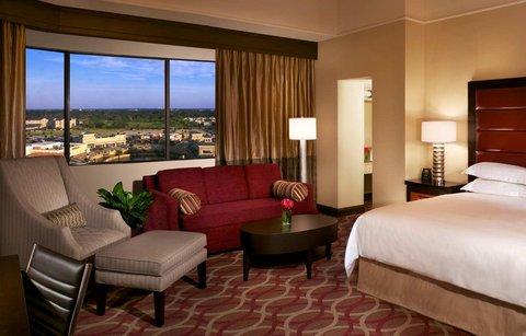 Hilton College Station - Conference Center - King Junior Suite