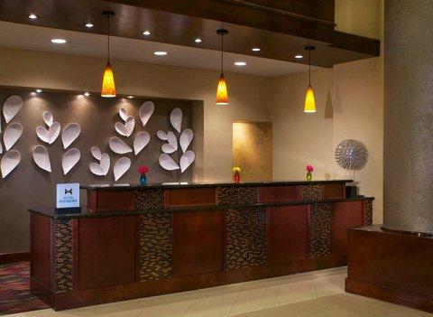 Hilton College Station - Conference Center - Reception