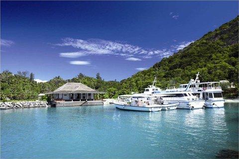 Hilton Seychelles Labriz Resort And Spa - Jetty at Sillhouette Island