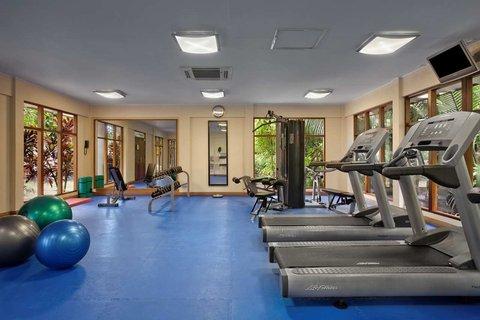 Hilton Seychelles Labriz Resort And Spa - Fitness Center