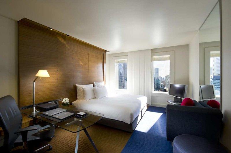 Hilton Sydney Zimmeransicht