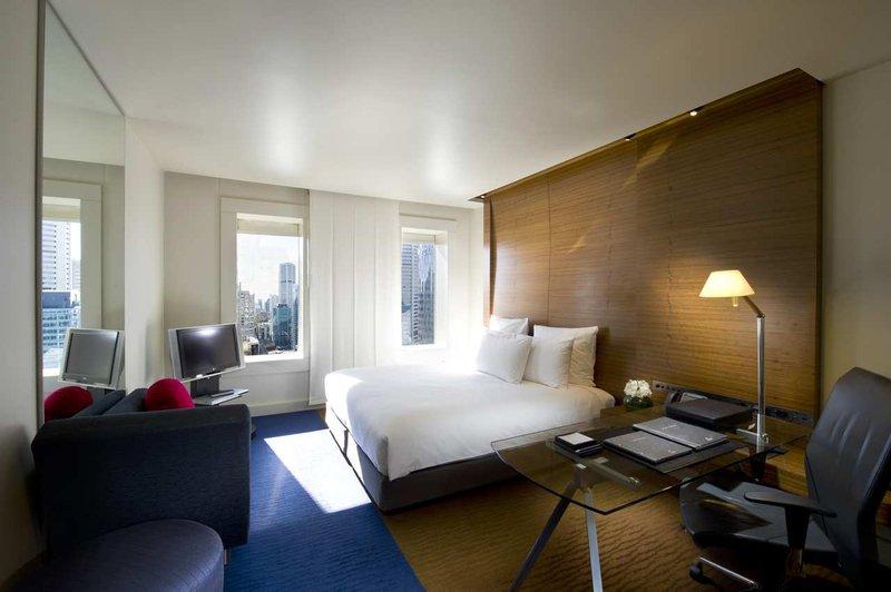 Hilton Sydney Chambre