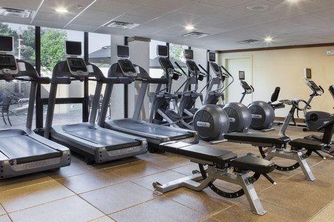 DoubleTree by Hilton Atlanta North Druid Hills/Emory Area - Fitness Center