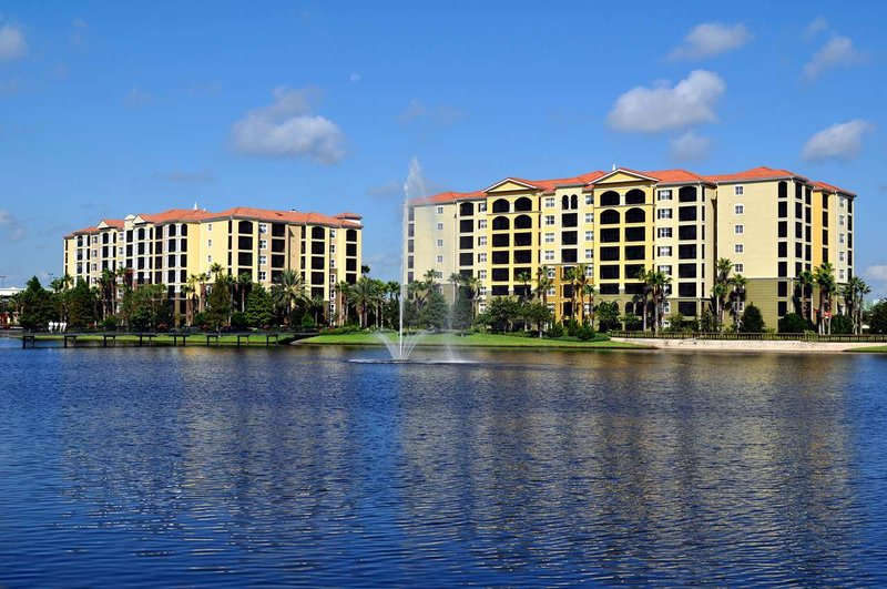Hilton Grand Vacations Club on International Drive-Orlando Exterior view