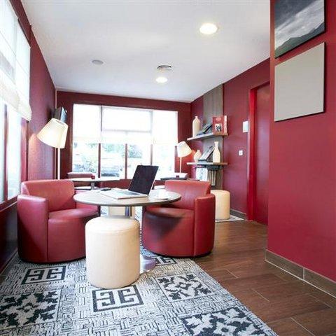 CAMPANILE GRENOBLE NORD Saint-Egrève - Lounge
