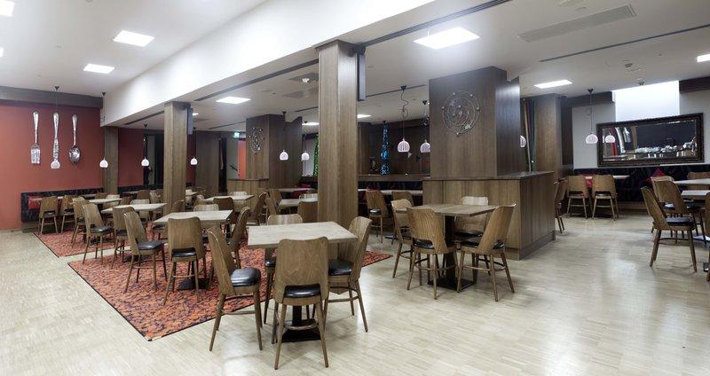 Scandic Paasi Ресторанно-буфетное обслуживание