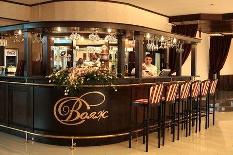 Salyut Hotel - Voyage Bar