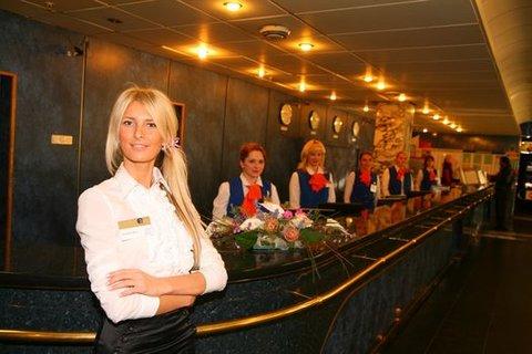 Salyut Hotel - Reception