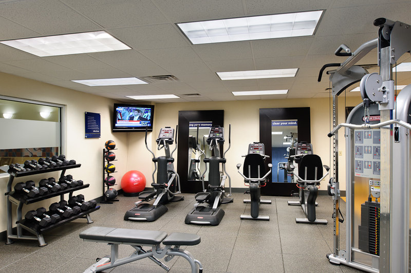 Hampton Inn Philadelphia-Center City-Convention Ctr Fitneszklub