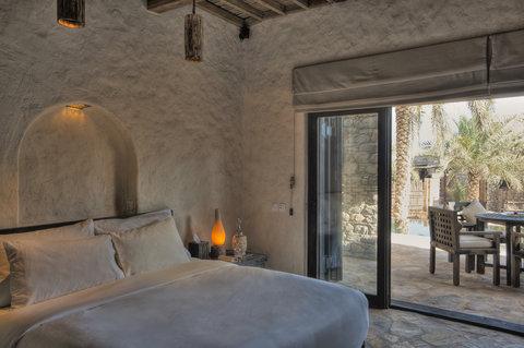 Six Senses Zighy Bay - Bedroom