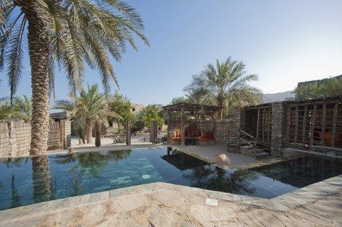 Six Senses Zighy Bay - Zighy Pool Villa Exterior