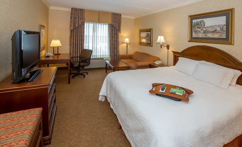 Hampton Inn Coventry Warwick Area - Coventry, RI