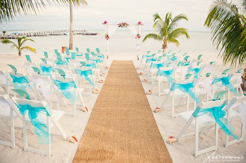Las Terrazas Resort and Residences - Wedding Setup